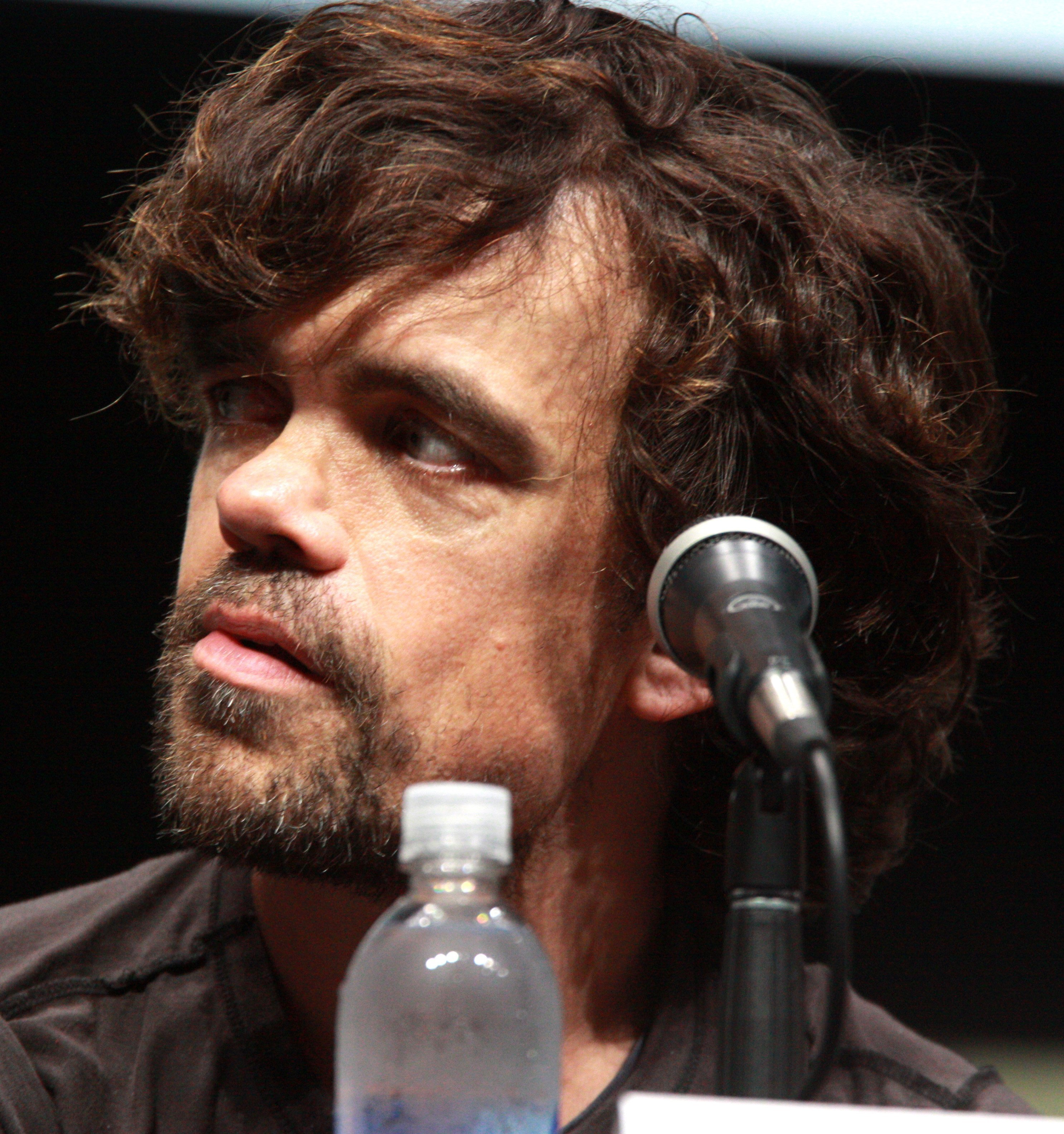 Peter Dinklage at the 2013 San Diego Comic-Con | Source: WikimediaCommons