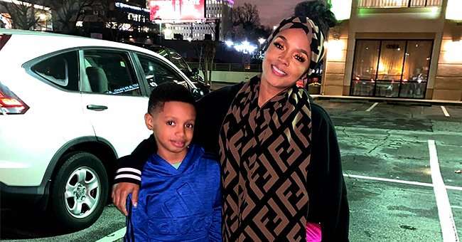 Rasheeda Frost from LHHATL Shares Rare Photo with Grandson Kayden on His Birthday & Fans Are Confused