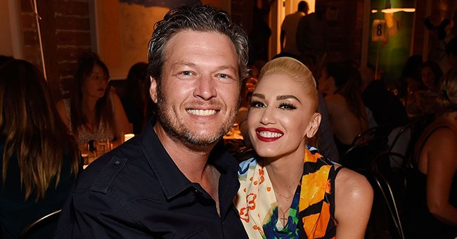 Gwen Stefani & Blake Shelton Shared a Hug at the CMT Music Awards as They Declared Their Love