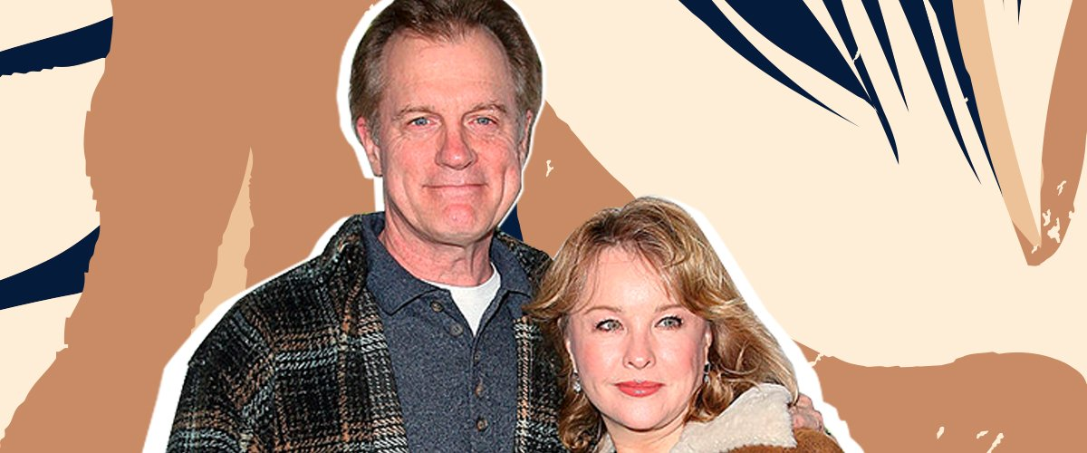 """Stephen Collins and Faye Grant arrive at the screening of """"Fuel"""" at ConservFuel on February 11, 2009 