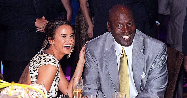 Michael Jordan Married Yvette Prieto 8 Years Ago — Meet His 2nd Wife & Mother of Twin Girls