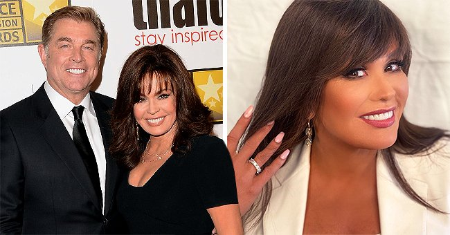 Marie Osmond Shares Glimpse of the Stunning Gift She Received from Her Husband, Steve Craig