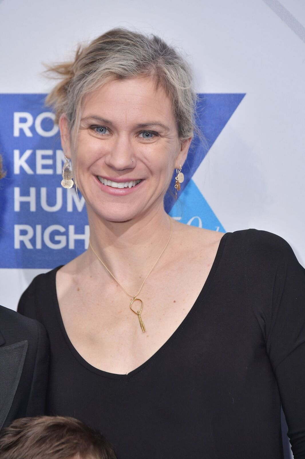 Maeve McKean atthe Robert F. Kennedy Human Rights Ripple Of Hope Awards on December 12, 2018, in New York City | Photo:Michael Loccisano/Getty Images