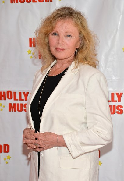 Marta Kristen at The Hollywood Museum on August 18, 2016 | Photo: Getty Images