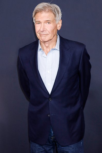 Harrison Ford at the El Capitan Theatre on February 13, 2020 in Hollywood, California. | Photo: Getty Images