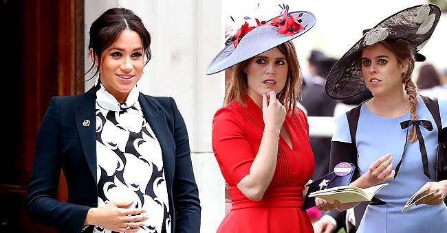 Meghan Markle's Daughter Reportedly Won't Get a Title — Inside Her Line of Succession