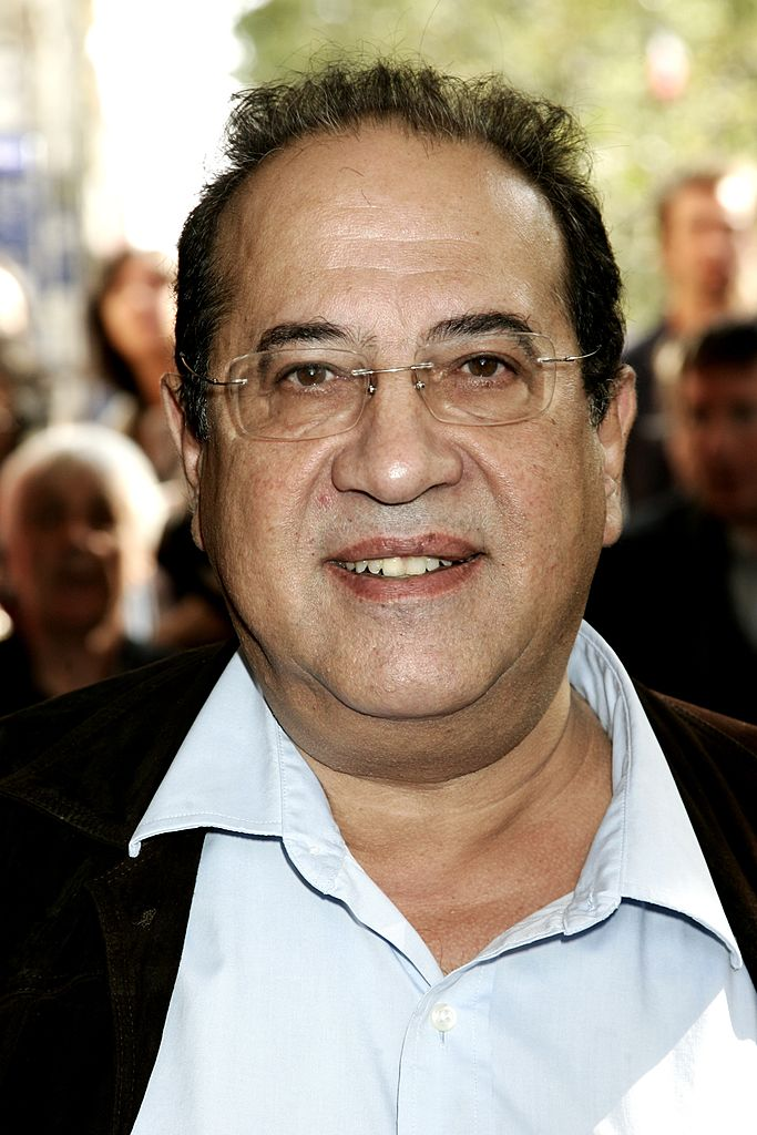 Jean-Luc Azoulay lors de la conférence de presse de Tf1 à l'Olympia à Paris, France, le 29 août 2007. | Photo : Getty Images