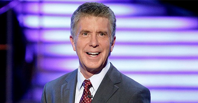 DWTS' Host Tom Bergeron Enjoys S'Mores with His Family in the Afternoon