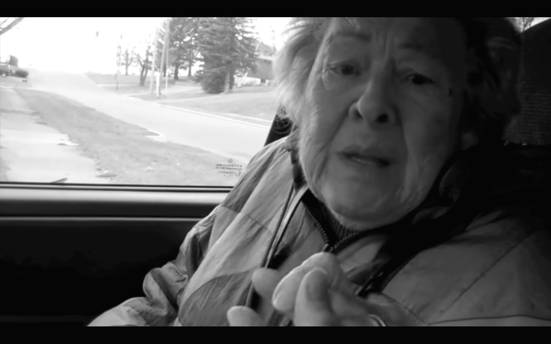 Alzheimer's patient Nora Jo Cerasoli talks about her husband. | Source: YouTube/LisaMarieCerasoli