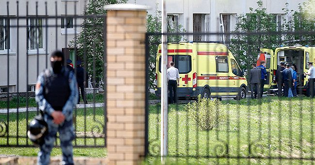 Seven Children, a Teacher, and a Woman Worker Killed during a School Shooting in Russia