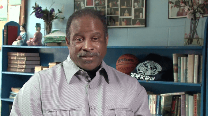 Ray Williams later in life after getting out of homelessness | Photo: YouTube/Ray WilliamsFoundation