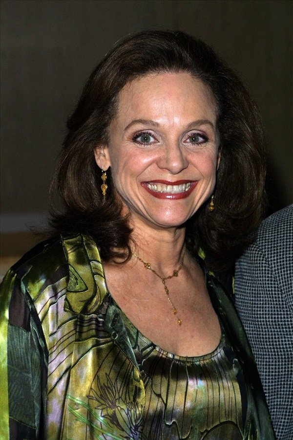 Valerie Harper on March 9, 2001 in Beverly Hills, California | Source: Getty Images
