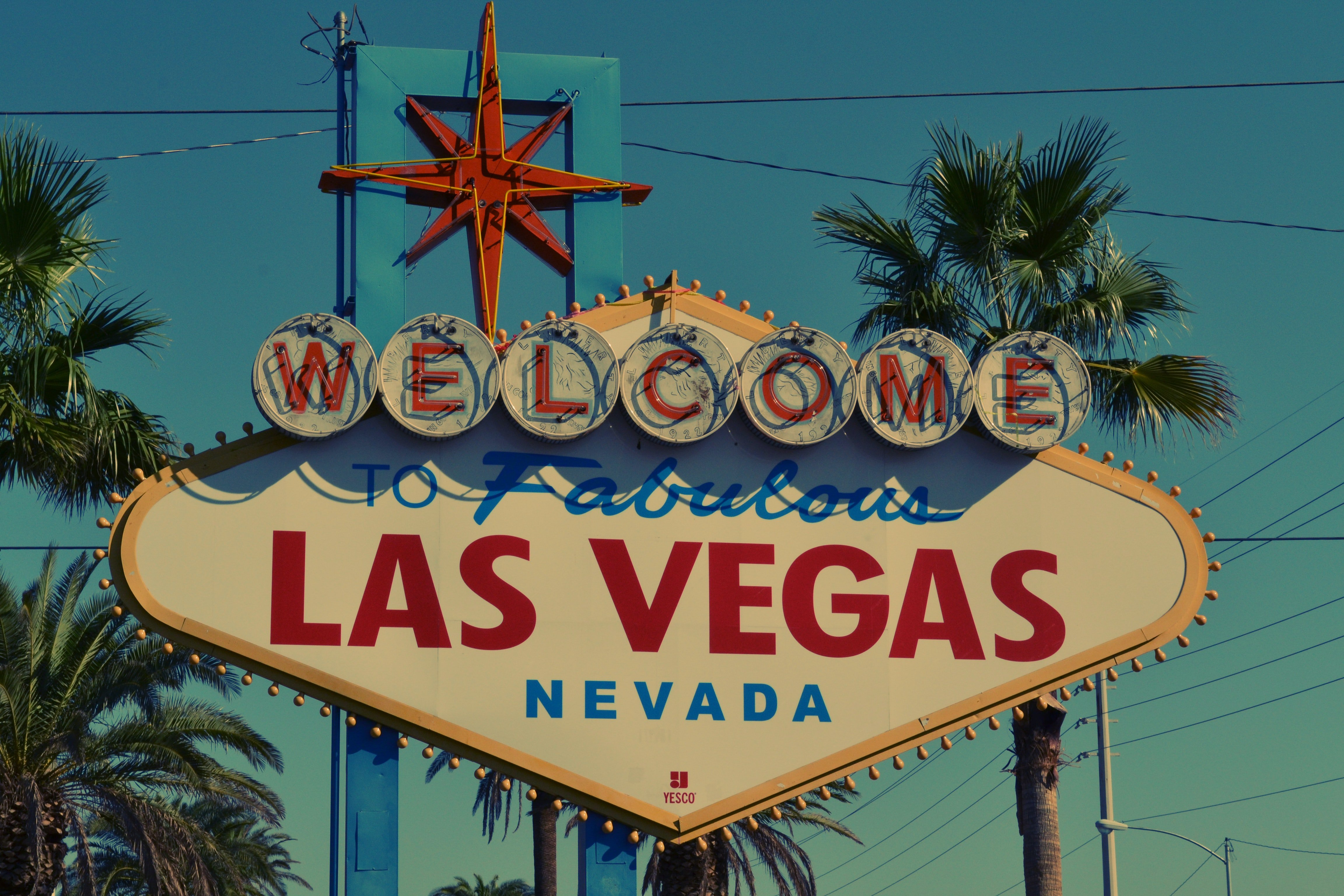 A welcome to Las Vegas sign | Photo: Pixabay