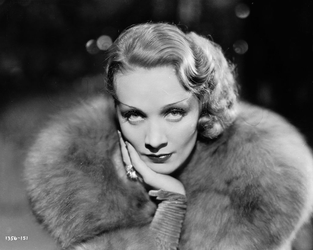 A portrait of Marlene Dietrich in the film 'Shanghai Express' on January 01, 1932 | Photo: Getty Images