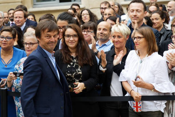 Nicolas Hulot | Photo : Getty Images