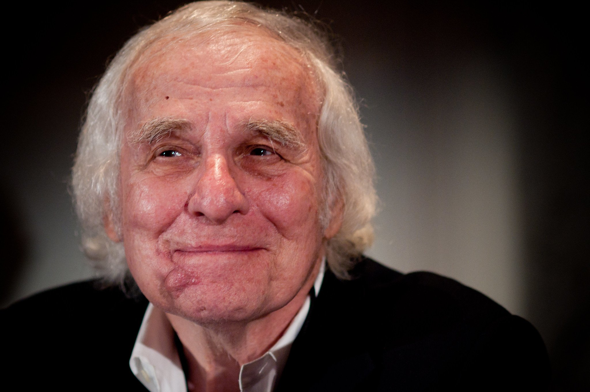 Mort Drucker at the New York Comic Con-9 onOctober 8, 2010 | Photo: Flickr/Marnie Joyce