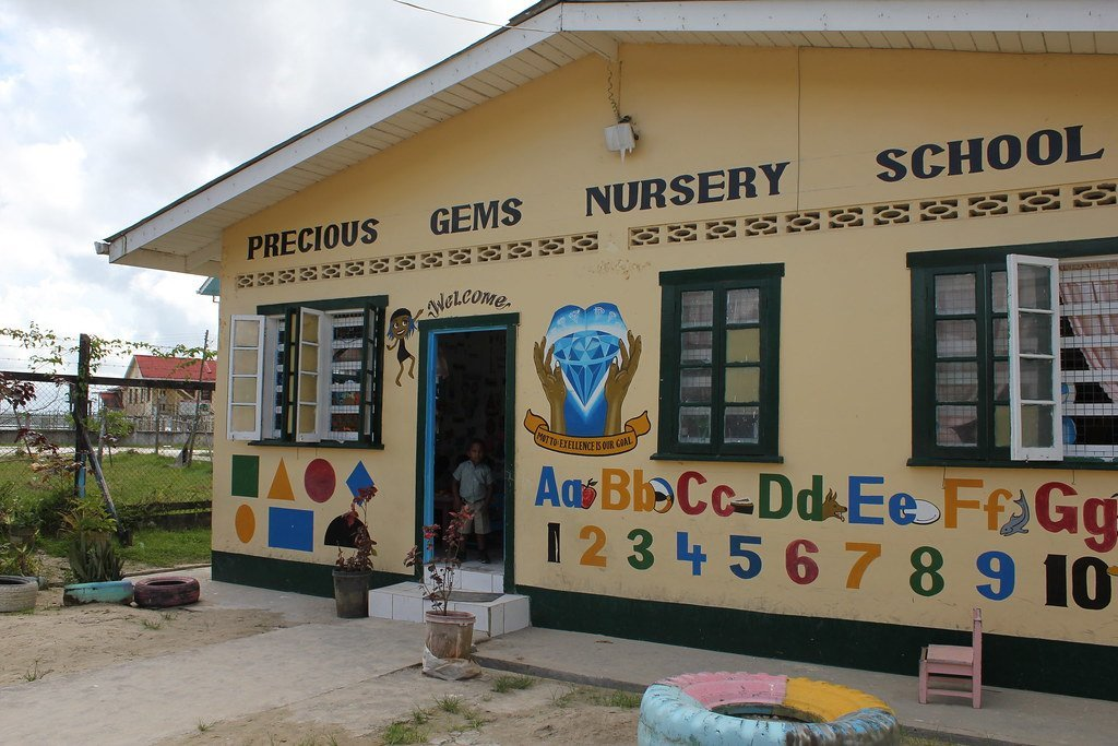 Une école de maternelle | Photo : Flickr