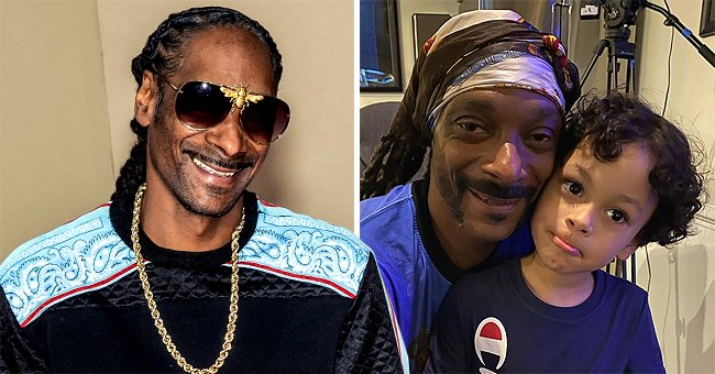 Snoop Dogg's Grandson Zion Is His Spitting Image in a Sweet New Photo