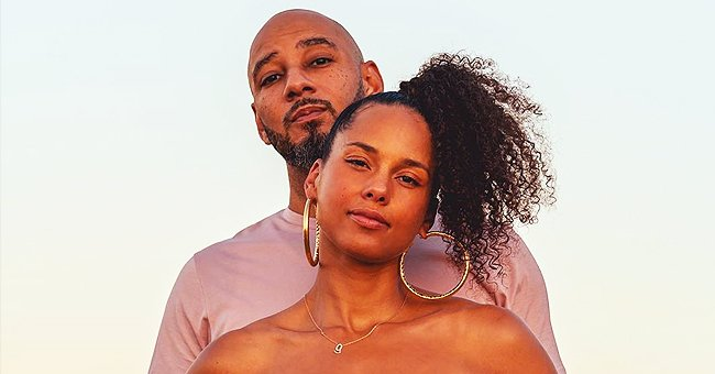 See How Alicia Keys and Swizz Beatz Celebrated Their 10th Anniversary in Gorgeous Snaps