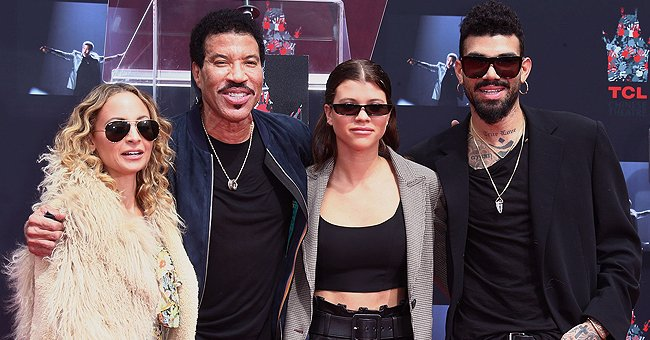 Lionel Richie's 3 Children Are All Grown up and Successful