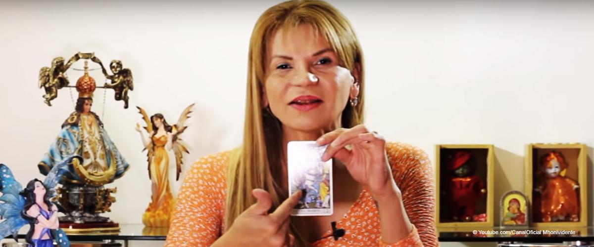 Mhoni revela la carta del tarot que te ayudará a aprovechar la energía de la superluna de gusano