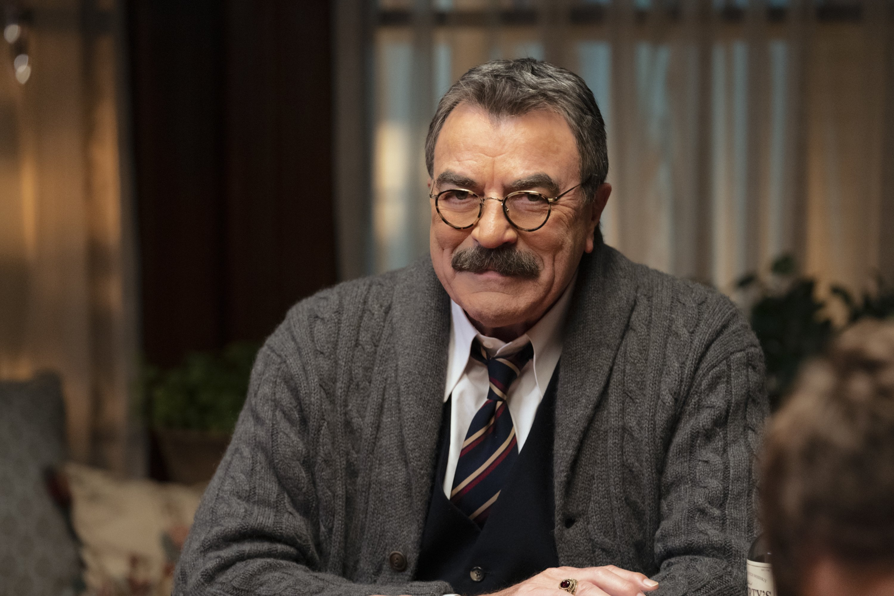 Tom Selleck stars as New York Police Commissioner Rank Regan in Blue Bloods, which premiered in 2010.   Photo: Getty Images.