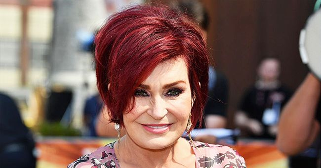 Sharon Osbourne's Granddaughter Is a Brave Girl with Fiery Red Hair – See Her Holding a Snake