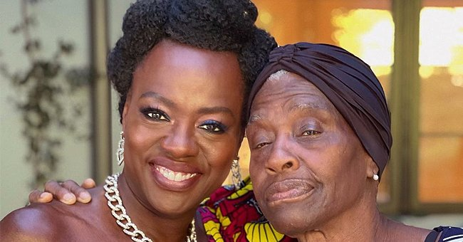 Viola Davis Proves Likeness with Mom Mary Posing in Rare Family Photo Shared on Instagram