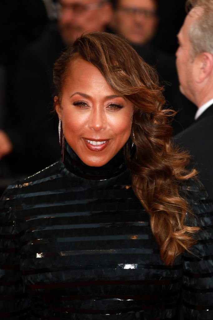 "Marjorie Harvey attends the screening of ""Pain And Glory (Dolor Y Gloria/ Douleur Et Glorie)"" during the 72nd annual Cannes Film Festival on May 17, 2019 