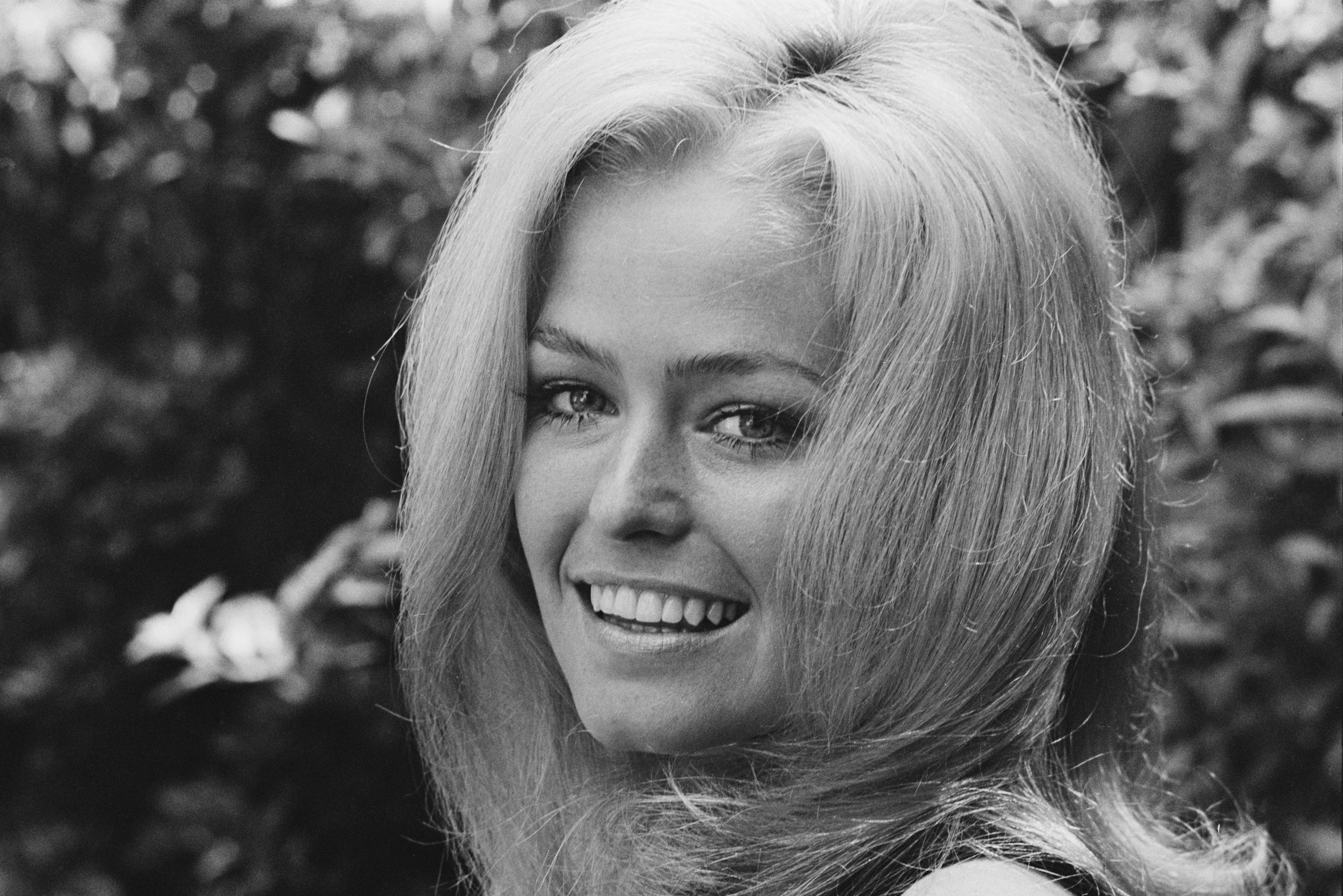 Farrah Fawcett (1947 - 2009), USA, 4th May 1970.   Photo: GettyImages