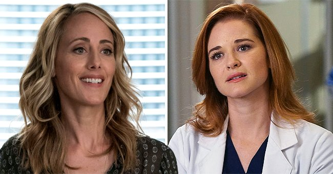 Kim Raver Reacts to Sarah Drew's 'Grey's Anatomy' Return — Here's Why She Thinks It's Exciting