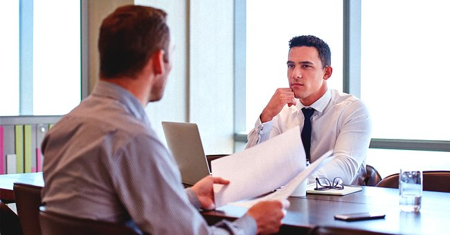 Daily Joke: A Man Who Wants to Start a Small Business Consults with His Bank Manager