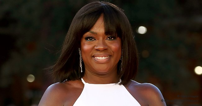 Viola Davis Looks Beautiful Flashing a Bright Smile with Afro Hair — See the Stunning Photo