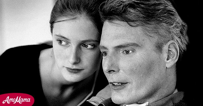 Christopher Reeve and his daughter, Alexandra Reeve | Photo: Getty Images