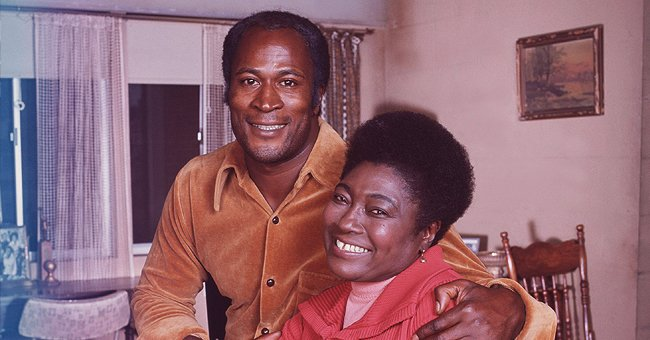 John Amos of 'Good Times' Has a Lookalike Daughter Shannon Who Is Keen on Meditation & Fitness