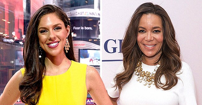 Sunny Hostin Speaks on Abby Huntsman Being Replaced on 'The View' Following Her Exit after Two Seasons