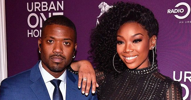 Brandy Norwood Posts a Throwback Photo on Ray J's 40th Birthday — See Their Uncanny Resemblance