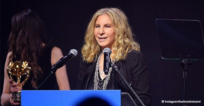 Barbra Streisand Shows off Her Beautiful Family as She Smiles with Her Son and Husband of 20 Years