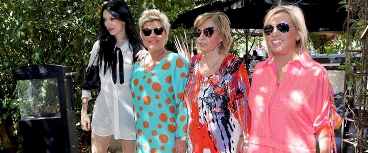 María Teresa Campos celebró su 78 cumpleaños con sus hijas Terelu y Carmen