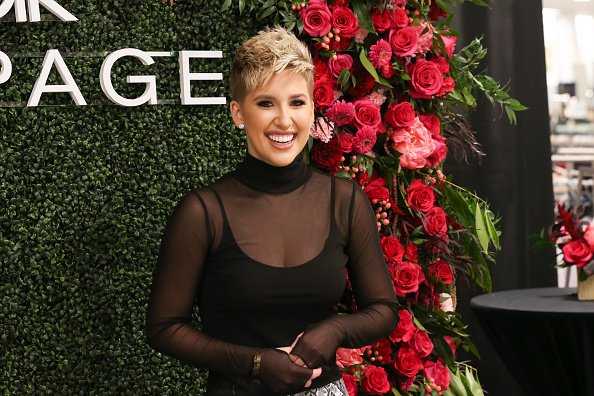 Savannah Chrisley at Cool Springs Galleria Mall on November 5, 2019 in Franklin, Tennessee.   Photo: Getty Images