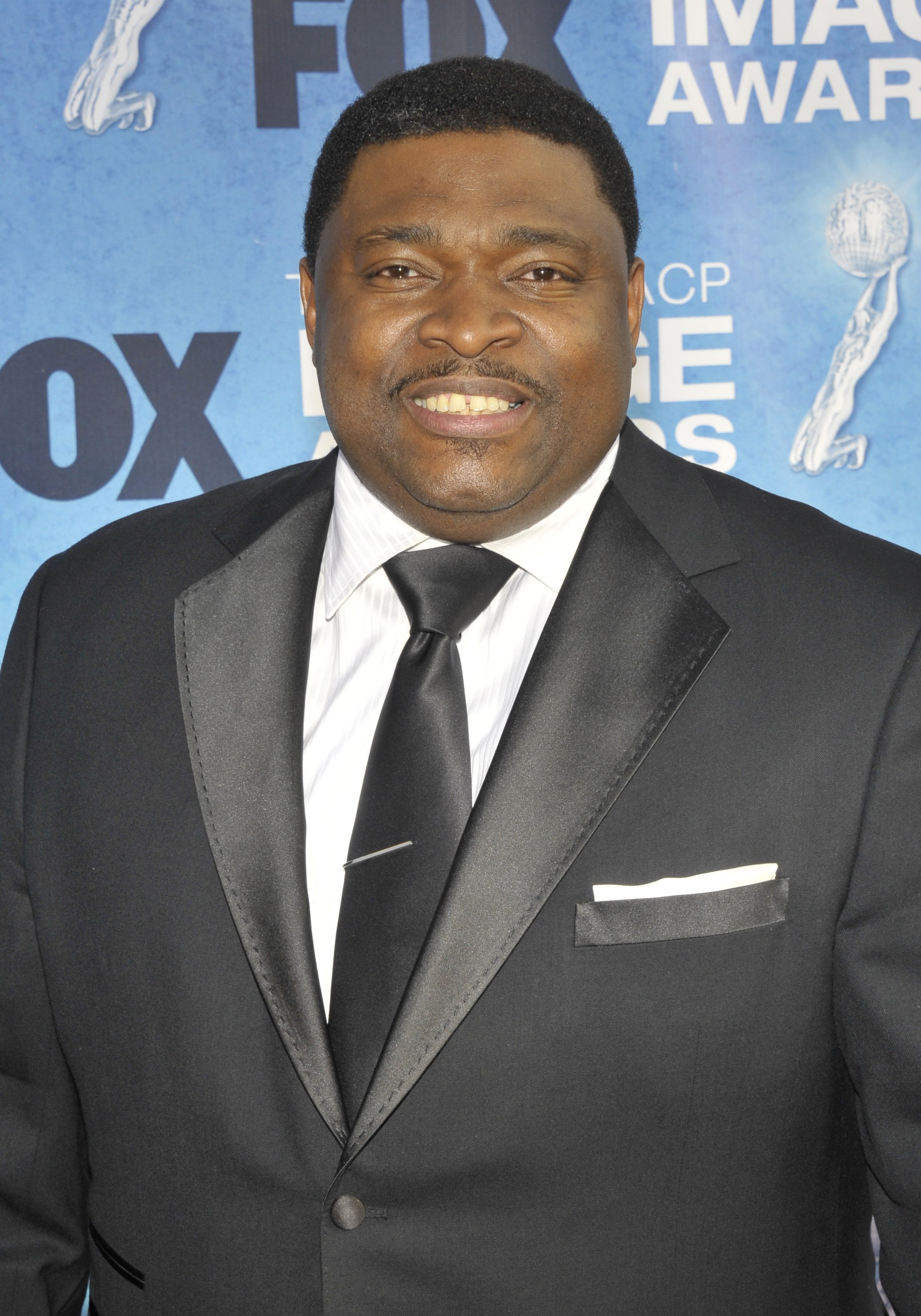 LaVan Davis on March 4, 2011 in Los Angeles, California   Photo: Getty Images