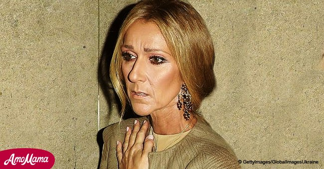 """""""Laissez-moi tranquille"""": Céline Dion répond sèchement à ceux qui la trouvent trop maigre"""