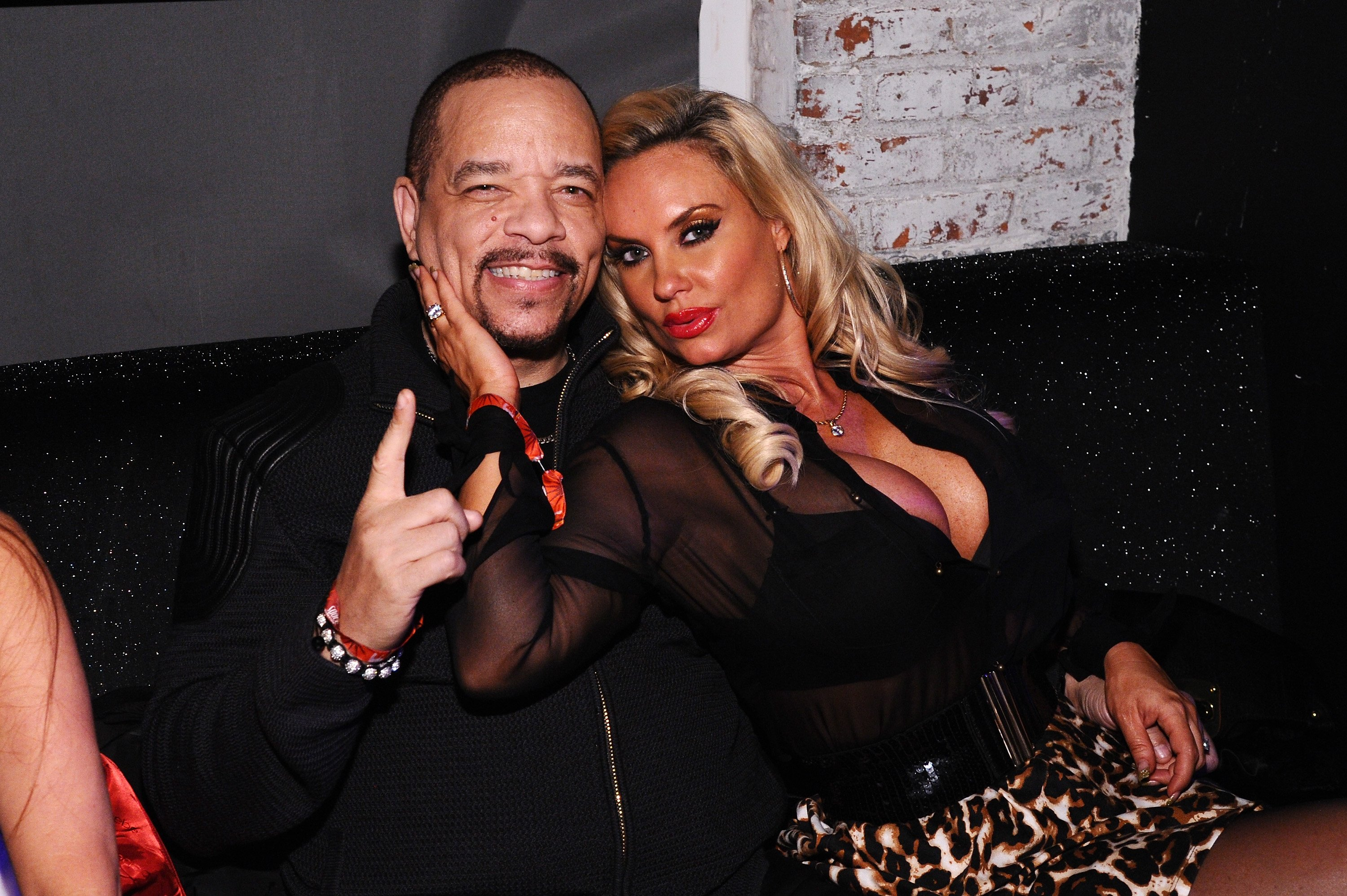 Ice T and Coco, Z100 Jingle Ball After Party 2014 Presented By GTA And Pierre Toma | Source: Getty Images
