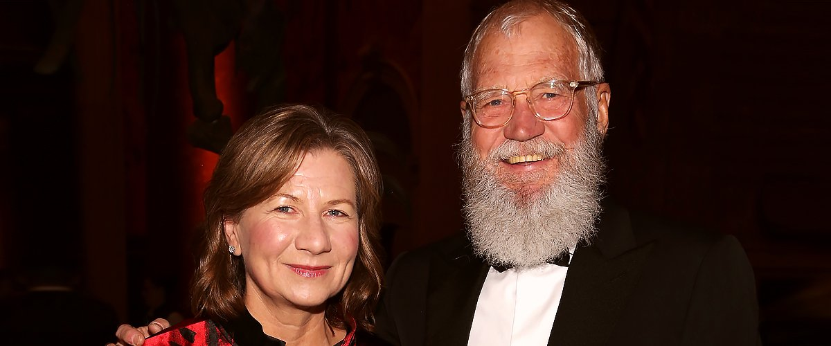 David Letterman and his wife, Regina Lasko, arrive to the 2017 Mark Twain Prize for American Humor at The Kennedy Center on October 22, 2017 | Photo: Getty Images