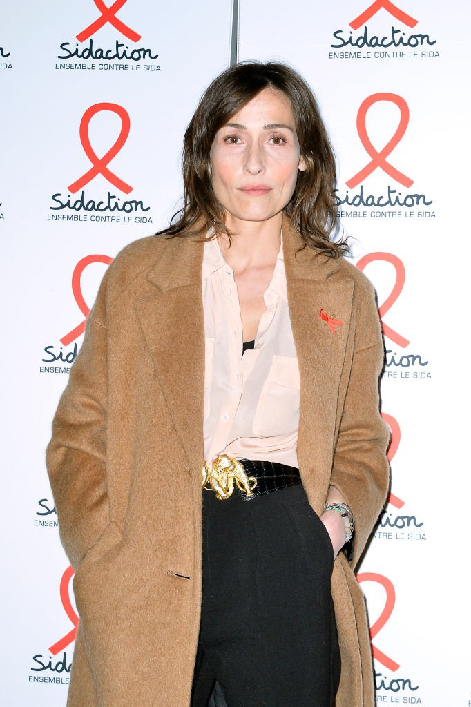 Annelise Hesme assiste au photocall du Sidaction 2019 à la Salle Wagram le 18 mars 2019 à Paris, France. | Photo : Getty Images.
