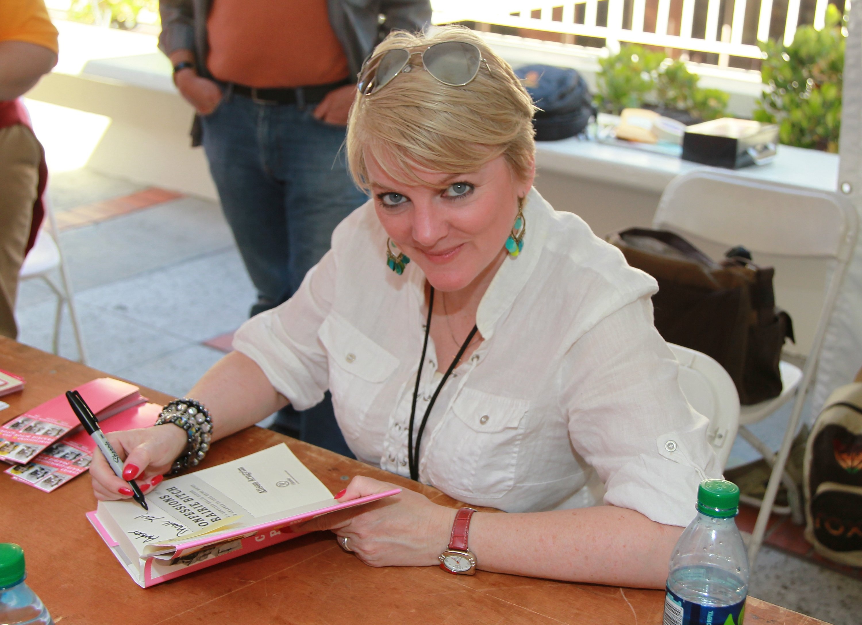Alison Arngrim at the 16th Annual Los Angeles Times Festival of Books in Los Angeles, California | Photo: Getty Images