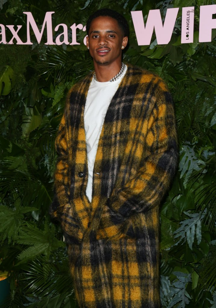Cordell Broadus attends the Max Mara WIF Face Of The Future event at the Chateau Marmont on June 12, 2018 | Photo: Getty Images