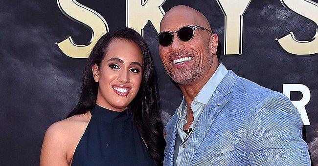 Dwayne 'The Rock' Johnson's Eldest Daughter Simone Is All Grown up & Looks like Her Mom's Twin in Photo