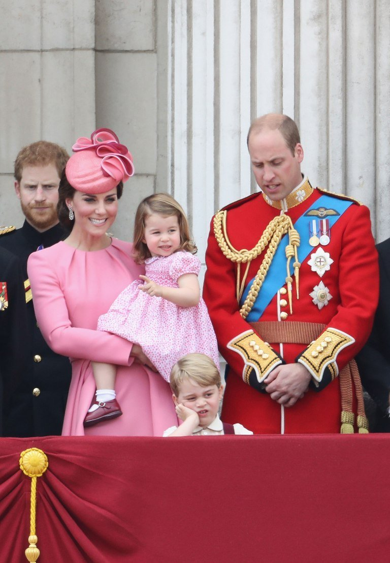 Duke and Duchess of Cambridge with their Children / Photo: Getty Images