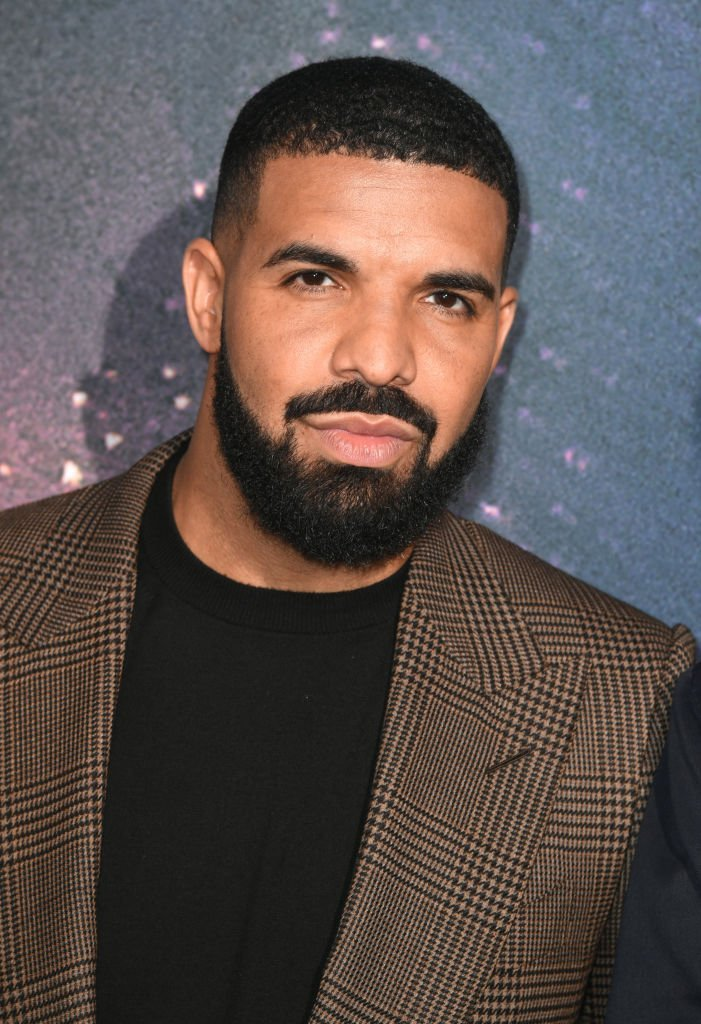 "Drake attends the LA Premiere of HBO's ""Euphoria"" at The Cinerama Dome 